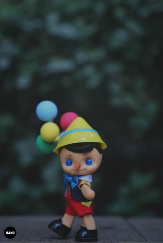 【In Stock】PETTIMAL Pinocchio puppet furnishing articles