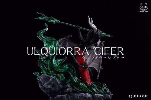 【Preorder】WEIRD CAT Studio BLEACH WCF Ulquiorra Cifer resin statue's post card