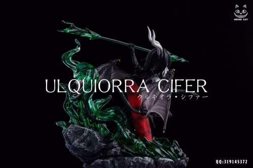 【Preorder】WEIRD CAT Studio BLEACH WCF Ulquiorra Cifer resin statue's post card