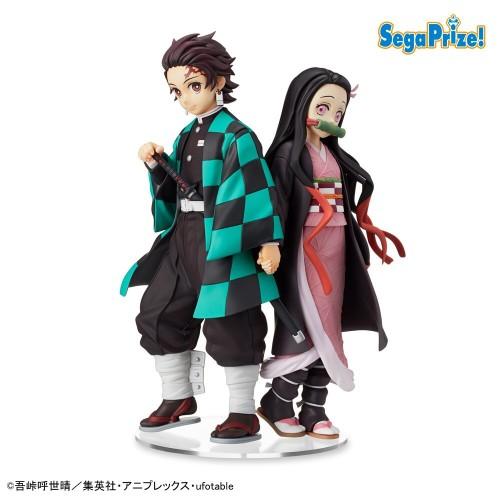 【Preorder】SEGA Demon Slayer Tanjirou&Nezuko PVC statue's post card