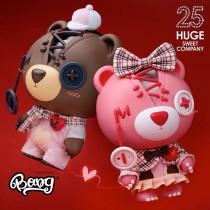 【Preorder】Vivagames x Joybrain Raggedy Teddy H25 sweet company furnishing articles's post card