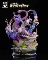 【Preorder】MFC Studio Pokemon Mewtwo resin statue's post card