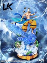 【Preorder】LK Studio ONE PIECE Enel resin statue's post card