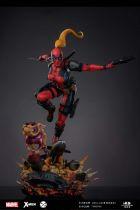 【Preorder】Iron Kite Studio Marvel Lady Deadpool resin statue's post card(Copyright)