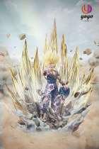 【Preorder】YOYO Studio Dragon Ball Son Gohan resin statue's post card