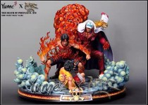 【In Stock】MRC Studio One Piece The Death of Ace resin statue