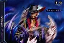 【In Stock】Xs Studios x Yang Studios ONE PIECE Dracule Mihawk Seven Warlords of the Sea resonance resin statue