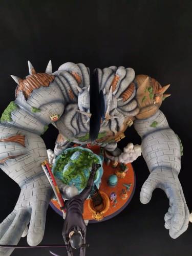 【In Stock】MRC Studio x YUME One Piece Zoro vs Pica resin statue