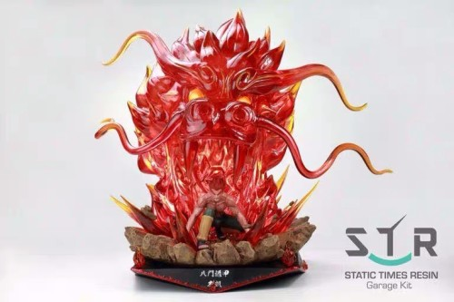 【In Stock】STR Studio NARUTO Night Gai resin statue