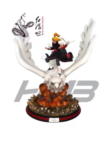 【In Stock】Hongmanbar Studio NARUTO deidara resin statue