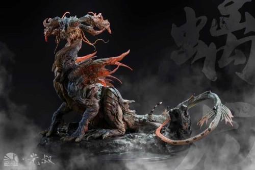 【In Stock】INFINITY Studio Great Dragon resin statue