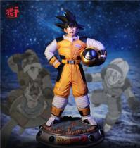 【Preorder】Hunter Studio Dragon Ball Goku astronaut resin statue's post card
