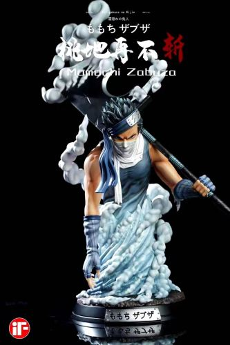 【Preorder】IF-Studio NARUTO Momochi Zabuza Bust resin statue's post card