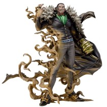 【Preorder】MegaHouse MH POP MAX One Piece Sir Crocodile PVC statue's post card