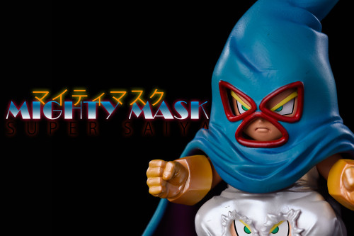 【In Stock】League Studio Dragon Ball Mighty Mask resin statue