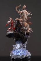 "【Preorder】wuwei studio ''""The deer elves'' resin statue 's post card"