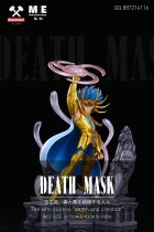 【Preorder】MF&MKE Studio Saint Seiya Death Mask resin statue's post card