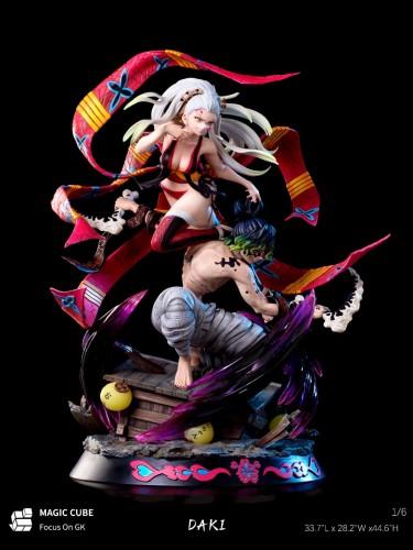 【In Stock】Magic Cube Studio Demon Slayer Daki Resin Statue