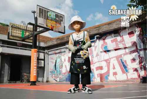 【Preorder】Stilldio Sneaker War G-DRAGON PVC statue's post card