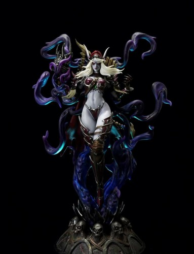 【In Stock】Windseeker Studio Warcraft Sylvanas Windrunner resin statue