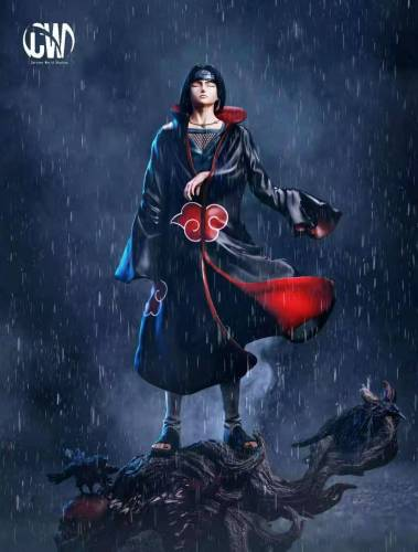 【In Stock】CW Studio NARUTO Anniversary of the style Uchiha Itachi resin statue