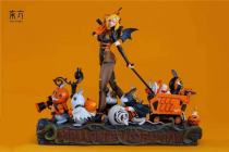 【Preorder】EastStudio Halloween Bunny resin statue's post card