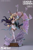 【Preorder】INFINITY Studio League of Legends The Blade Dancer Irelia resin statue's postcard