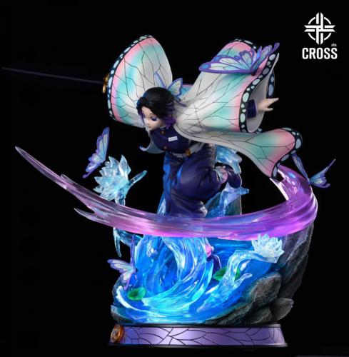 【In Stock】Cross Studio Demon Slayer Kochou Shinobu Resin Statue