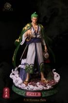 【Preorder】Dream Studio ONE PIECE Roronoa Zoro anniversary style wano version 1/4 resin statue's post card