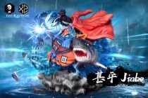 【In Stock】Xs Studios & Yang Studios ONE PIECE Jinbe Resin Statue