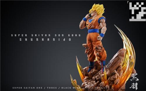 【In Stock】Black Wing Studio Dragon Ball Goku Resin Statue
