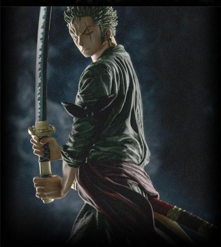 【Preorder】Banpresto One Piece Roronoa Zoro PVC Statue's post card