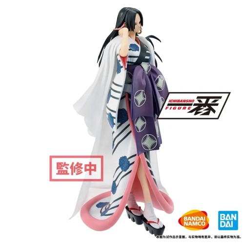 【Preorder】BANDAI One Piece Boa Hancock Gorgeous Curtain PVC Statue's post card