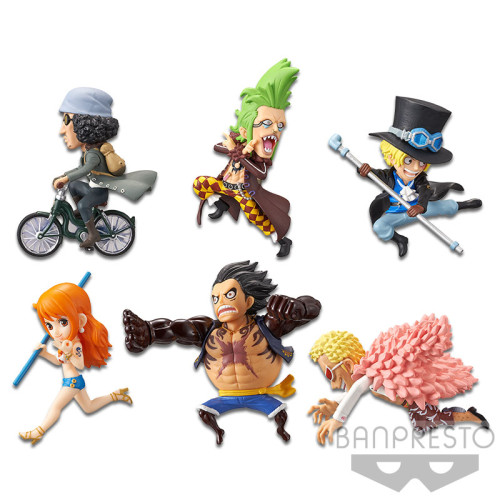 【In Stock】Banpresto One Piece WCF Historical Inheritance Vol.5 PVC Figure