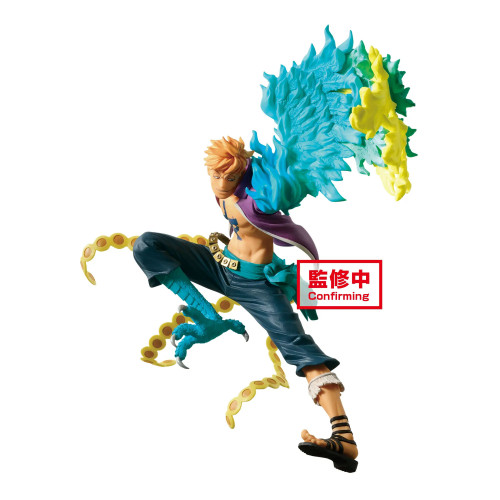 【Preorder】Banpresto One Piece SC Marco Paramount War PVC Statue's post card