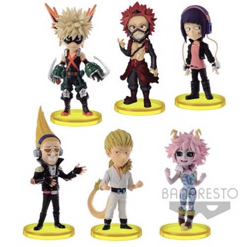 【In Stock】BANPRESTO My Hero Academia WCF vol.3 PVC statue
