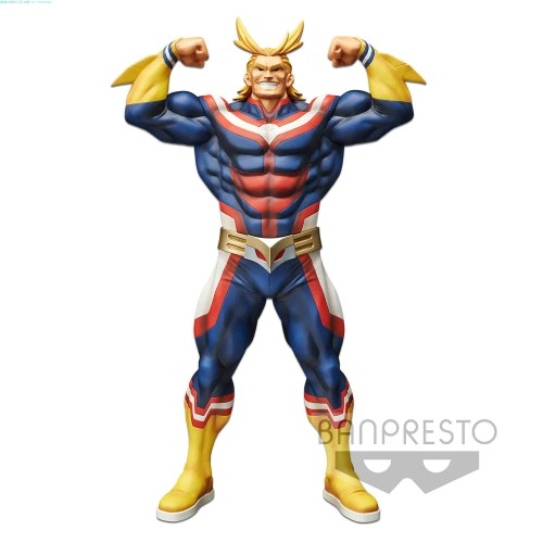 【In Stock】BANPRESTO My Hero Academia Grandista All·Might  PVC statue
