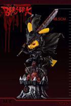 【Preorder】MKE Studio Pokemon Pikachu cosplay Berserk Guts resin statue's post card