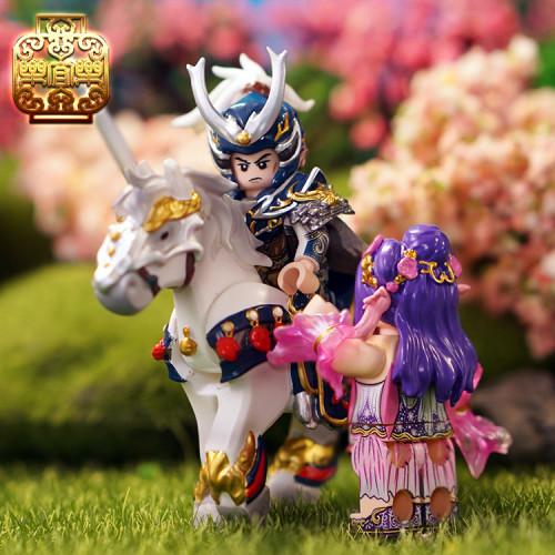 【In Stock】Customized card Three kingdoms Zhou Yu&Xiao Qiao