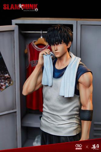 【Preorder】Infinite Studio&MH Studio SlamDunk Kaede Rukawa resin statue's post card