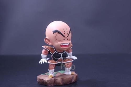 【In Stock】MAO Studio Dragon Ball Middle Finger Series Kuririn Resin Statue
