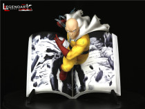 【Preorder】Legendary Book Studio ONE PUNCH-MAN Saitama Resin Statue's post card