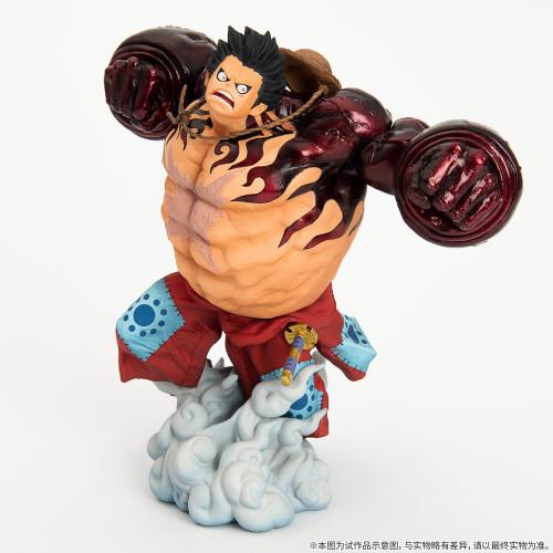 【Preorder】Banpresto BWFC One Piece Gear Fourth Luffy PVC Statue's post card