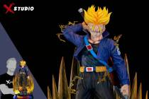 【Preorder】X Studio Dragon Ball Super Large Trunks 1/3 Scale Resin Statue's post card