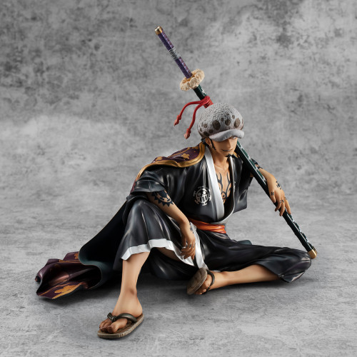 【In Stock】MegaHouse POP ONEPIECE Law Wano Country PVC Statue
