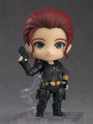 【Preorder】GSC 1520 The Avengers Black Widow DX Movable Clay Figure's postcard