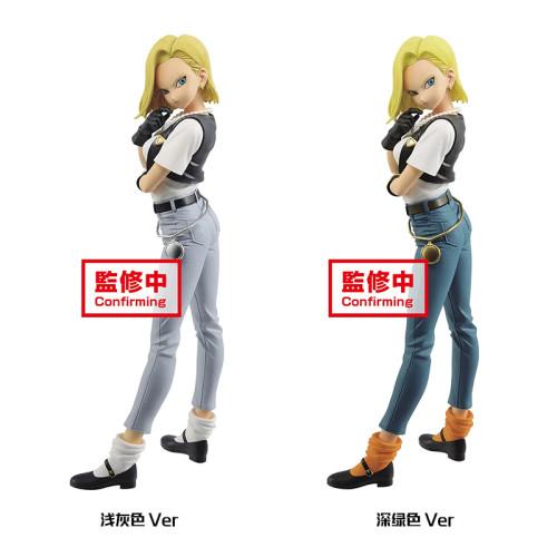 【Preorder】BANPRESTO Dragon Ball Z Android 18 PVC Statue's post card