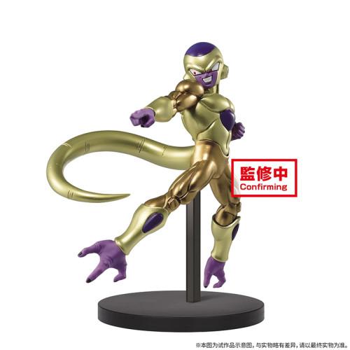 【In Stock】BANPRESTO Dragon Ball Golden Frieza PVC Statue