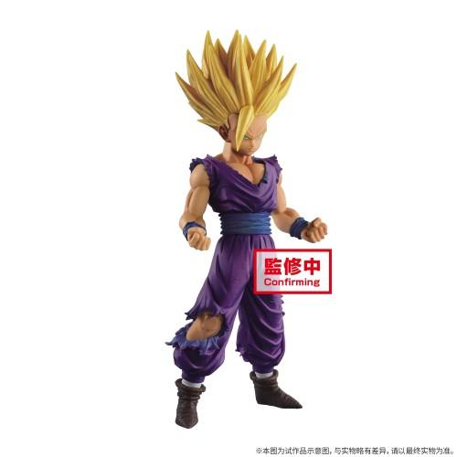 【Preorder】BANPRESTO Dragon Ball MSP Series Super Saiyan 3 Gohan PVC Statue's post card