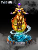 【In Stock】Temple Studio&God Like Studio Dragon Ball Golden Frieza Resin Statue